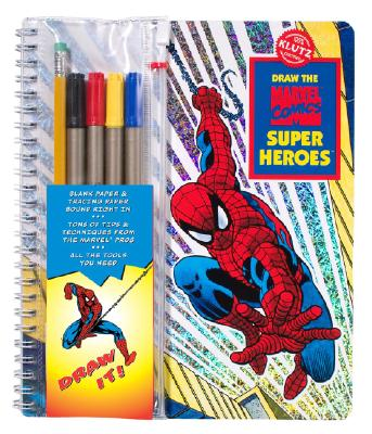 Image for Draw the Marvel Comics Super Heroes (Drawing Tools)