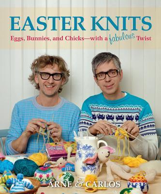 Easter Knits, Carlos, Arne &