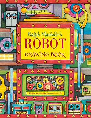 Image for Ralph Masiello's Robot Drawing Book (Ralph Masiello's Drawing Books)