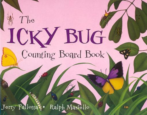 Image for Icky Bug Counting Board Book (Jerry Pallotta's Counting Books)