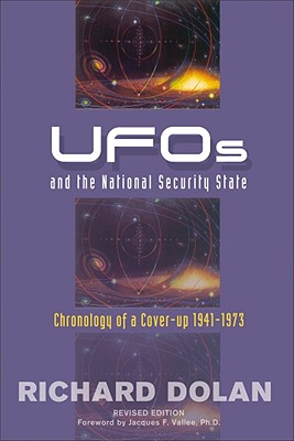 Image for UFOs and the National Security State: Chronology of a Coverup, 1941-1973