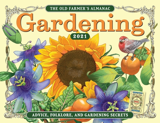 Image for The 2021 Old Farmer's Almanac Gardening Calendar