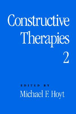 Constructive Therapies V2: Volume 2
