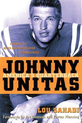 Image for Johnny Unitas: America's Quarterback
