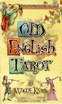 Image for Old English Tarot Deck