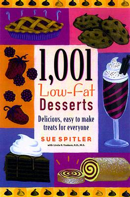 Image for 1,001 Low-Fat Desserts