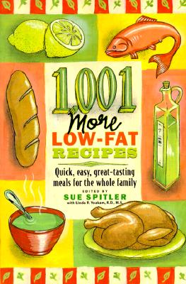Image for 1,001 More Low-Fat Recipes