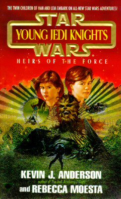 Image for STAR WARS YOUNG JEDI HEIRS OF THE FORCE