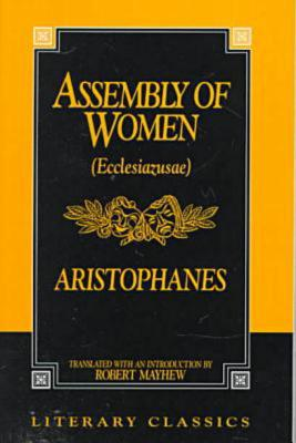 Image for The Assembly of Women (Literary Classics)