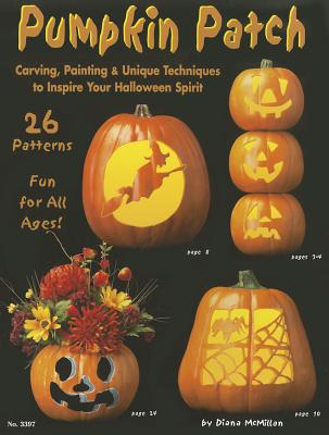 Image for Pumpkin Patch: Carving, Painting & Unique Techniques to Inspire Your Halloween Spirit (Design Originals)
