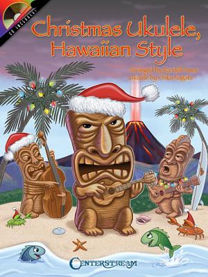 Christmas Ukulele Hawaiian Style BK/CD (Book & CD), Randell Ames
