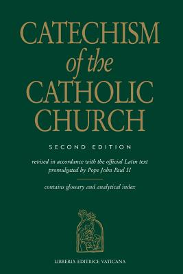 Image for CATECHISM OF THE CATHOLIC CHURCH SECOND EDITION