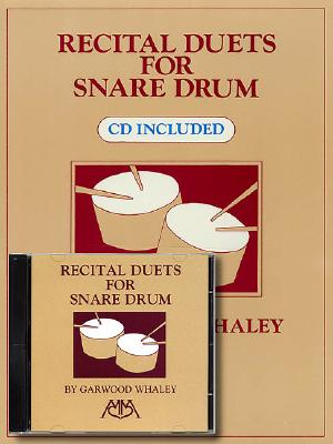 Image for Recital Duets for Snare Drum (CD Included) (Meredith Music Percussion)