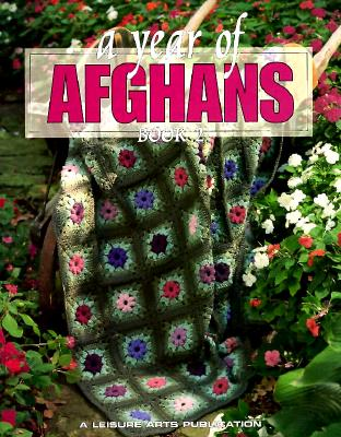 Image for A Year of Afghans Book 2