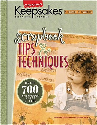 Image for Scrapbook Tips & Techniques (Creating Keepsakes)
