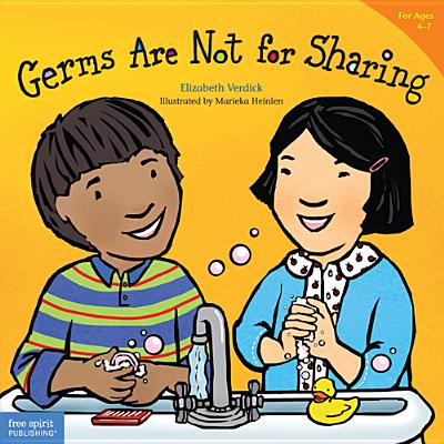 Image for Germs Are Not for Sharing