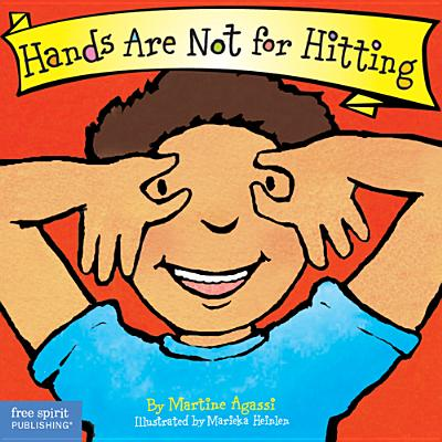 Image for Hands Are Not for Hitting (Board Book) (Best Behavior Series)