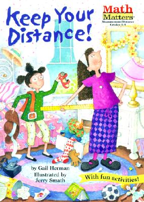 Image for Keep Your Distance!: Measurement: Distance (Math Matters ®)