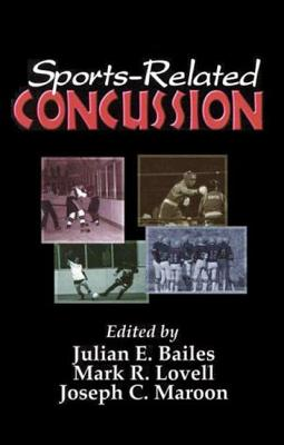 Sports Related Concussion, Bailes, Julian E.