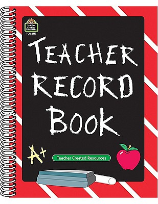 Image for Teacher Record Book