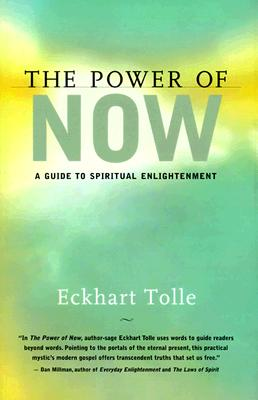 Image for POWER OF NOW A GUIDE TO SPIRITUAL ENLIGHTENMENT