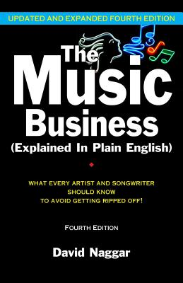 Image for MUSIC BUSINESS (EXPLAINED IN PLAIN ENGLI