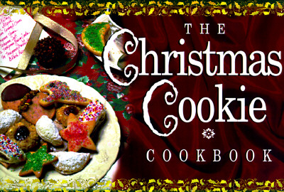 Image for CHRISTMAS COOKIE COOKBOOK