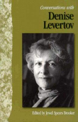 Image for Conversations with Denise Levertov (Literary Conversations)