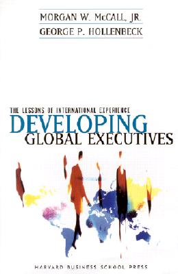 Image for Developing Global Executives