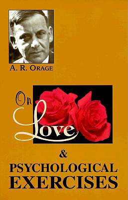 Image for On Love/Psychological Exercises: With Some Aphorisms & Other Essays