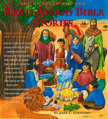 Image for 101 Read-Aloud Bible Stories: Best-Loved Stories from the Old and New Testament (Read-Aloud)
