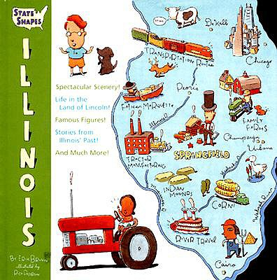 State Shapes: Illinois, Bruun, Erik