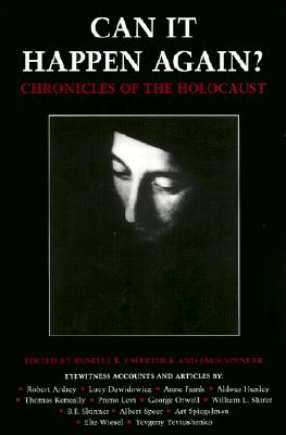 Image for Can It Happen Again?: Chronicles of the Holocaust