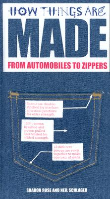 Image for How Things Are Made: From Automobiles to Zippers