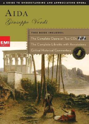 Image for Aida: Black Dog Opera Library (Book & Audio CD)