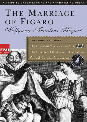 Marriage of Figaro (Book and CD's): Black Dog Opera Library