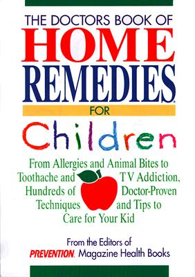 Image for DOCTORS BOOK OF HOME REMEDIES FOR CHILDR