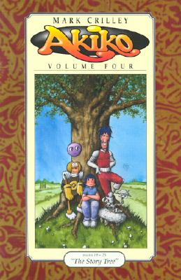 4: Akiko Volume Four (Akiko (Sirius)), Crilley, Mark