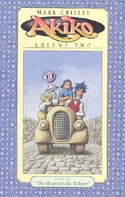 Image for Akiko Volume 2 (Akiko (Sirius))