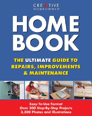 Image for Home Book: The Ultimate Guide to Repairs & Improvements