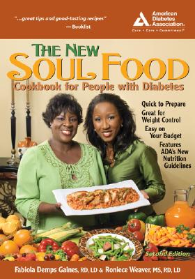 Image for The New Soul Food Cookbook for People with Diabetes, 2nd Edition