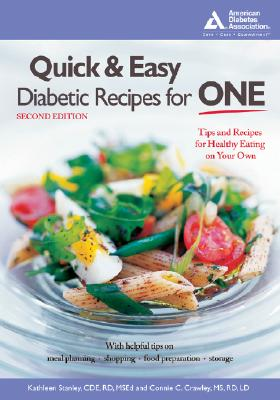 Image for Quick & Easy Diabetic Recipes for One