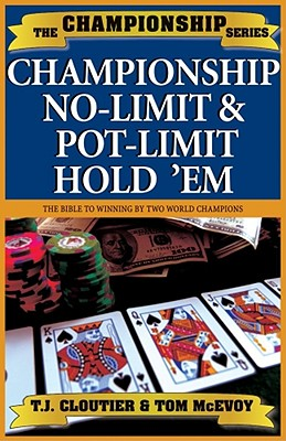 Image for Championship No-Limit & Pot-Limit Hold'Em