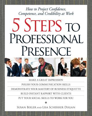 Image for 5 Steps To Professional Presence