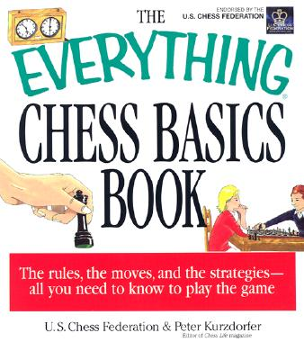 Image for The Everything Chess Basics Book