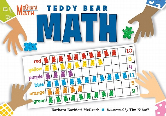 "Teddy Bear Math (McGrath Math), ""McGrath, Barbara Barbieri"""