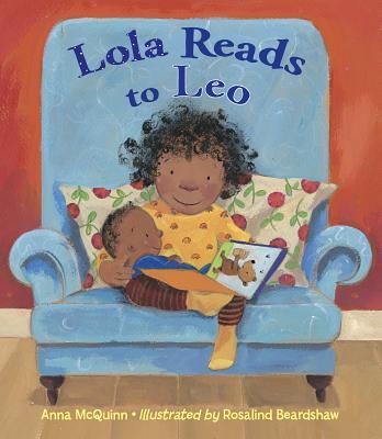 """Lola Reads to Leo, """"McQuinn, Anna"""""""