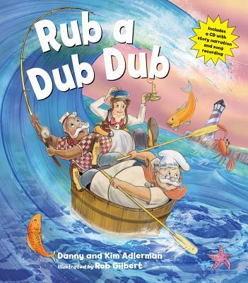 """Rub A Dub Dub with CD, """"Eagle, Kin"""""""