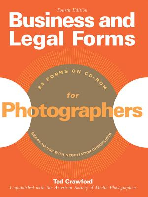 Image for Business and Legal Forms for Photographers - (CD NOT INCLUDED)