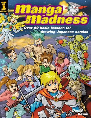 Manga Madness, Okum, David